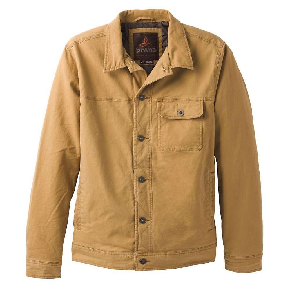 プラーナ Prana メンズ ジャケット アウター【trembly jacket】Embark Brown