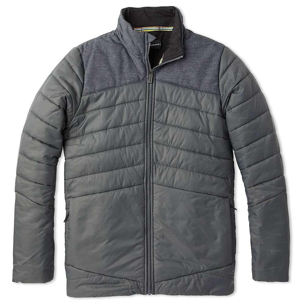 スマートウール Smartwool メンズ ジャケット アウター【smartloft 150 jacket】Graphite