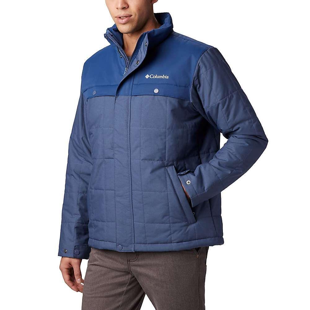 コロンビア Columbia メンズ ジャケット アウター【ridgestone ii jacket】Dark Mountain