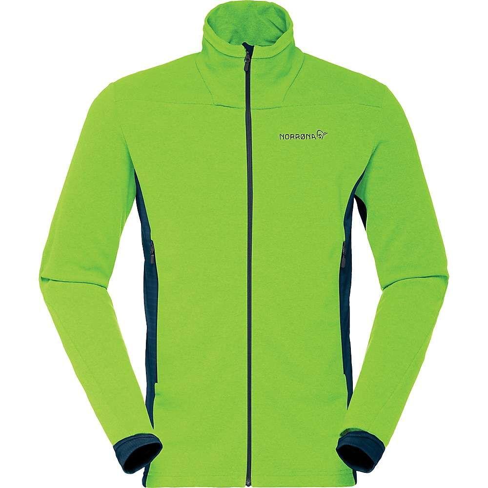 ノローナ Norrona メンズ ジャケット アウター【falketind warm1 jacket】Bamboo Green