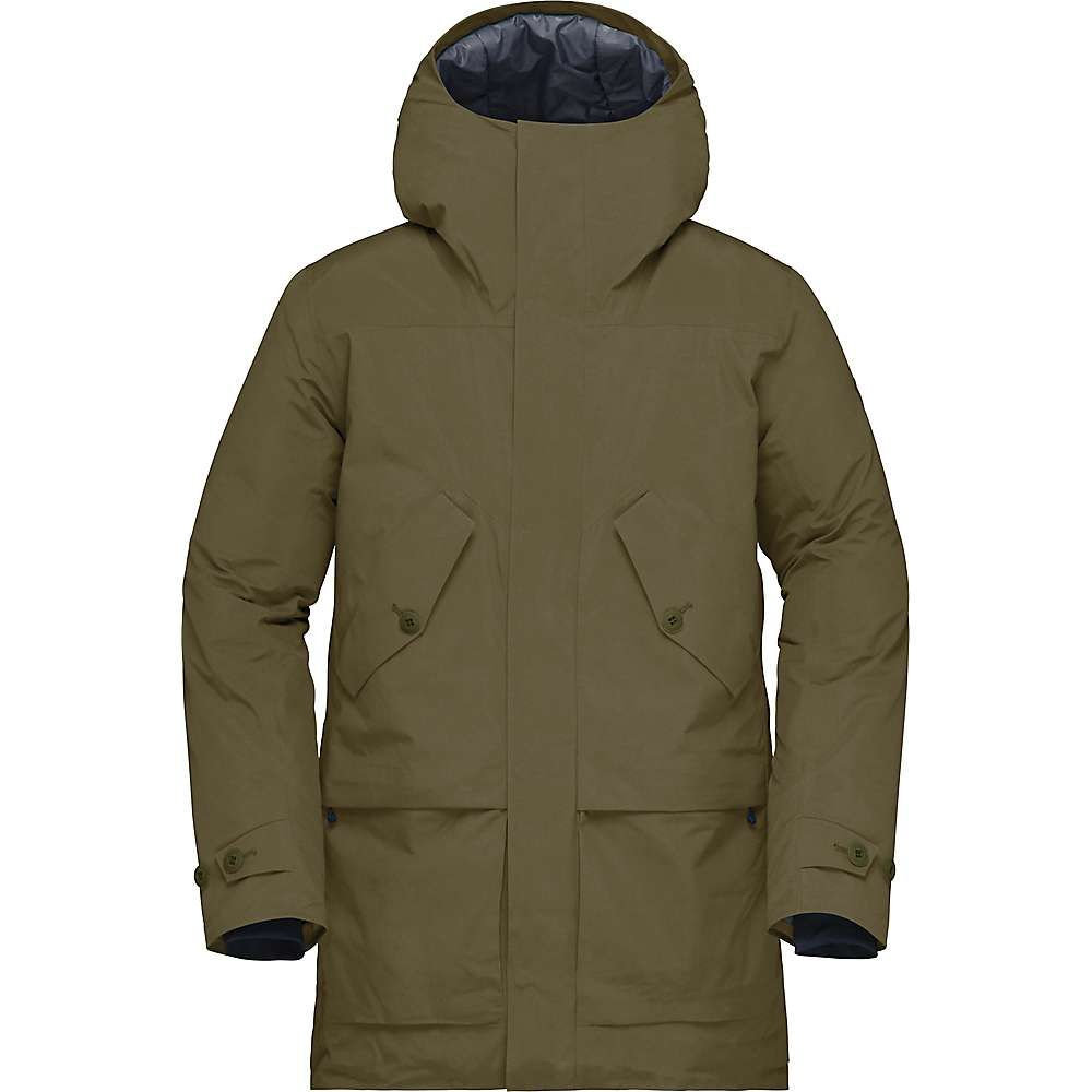 ノローナ Norrona メンズ コート アウター【oslo gore-tex insulated parka】Olive Night