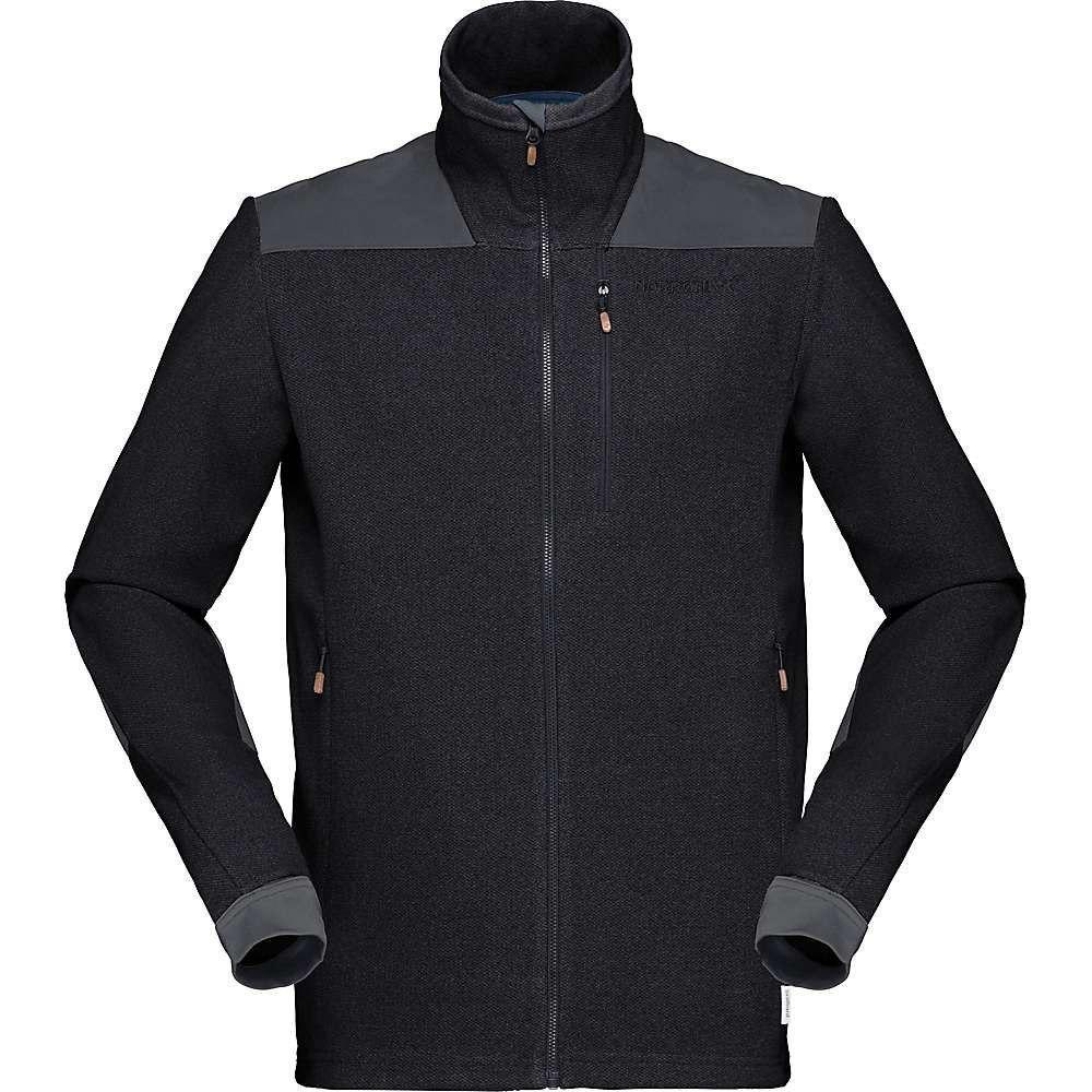 ノローナ Norrona メンズ ジャケット アウター【svalbard warm1 jacket】Caviar