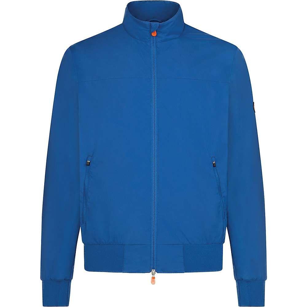 セイブ ザ ダック Save The Duck メンズ ジャケット アウター【lightweight jacket】Snorkel Blue