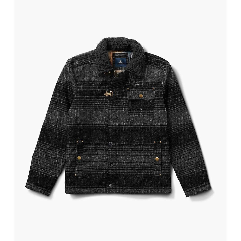 ローアク Roark メンズ ジャケット アウター【axeman jacket】Charcoal