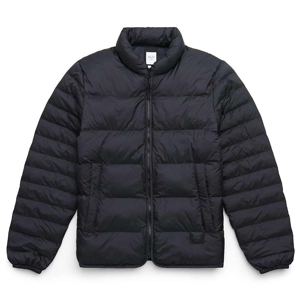 ハーシェル サプライ Herschel Supply Co メンズ ジャケット アウター【featherless high fill jacket】Black TL