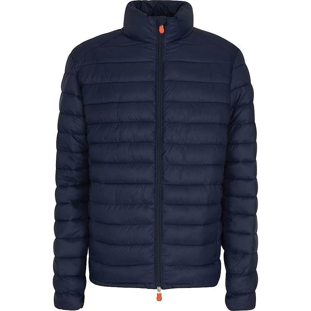 セイブ ザ ダック Save The Duck メンズ ジャケット アウター【signature lightweight jacket】Blue Black
