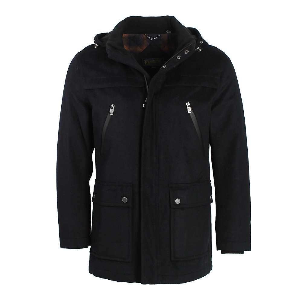 ペンドルトン Pendleton メンズ コート アウター【bainbridge commuter coat】Black