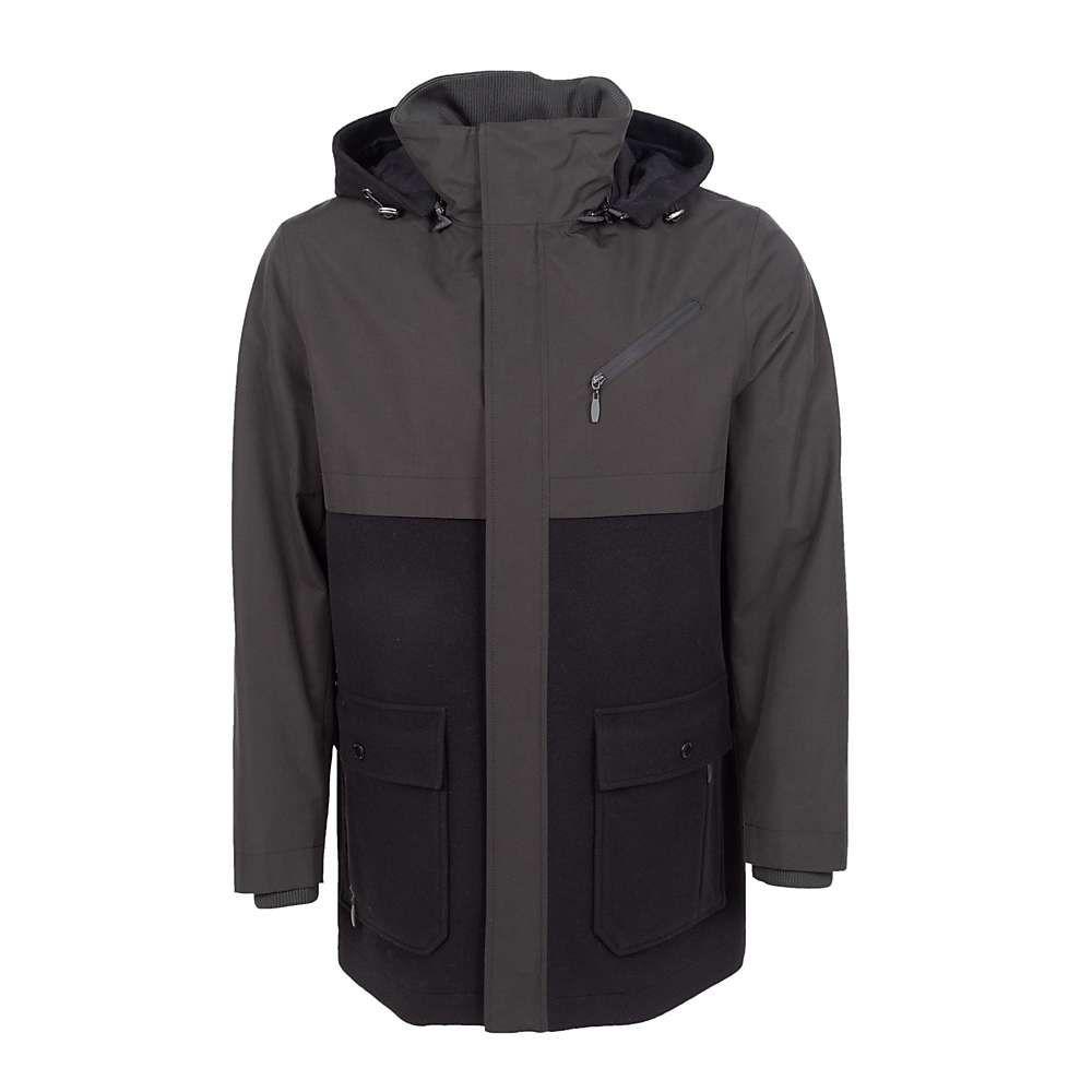 ペンドルトン Pendleton メンズ コート アウター【woodland hills cruiser hybrid coat】Black/Black