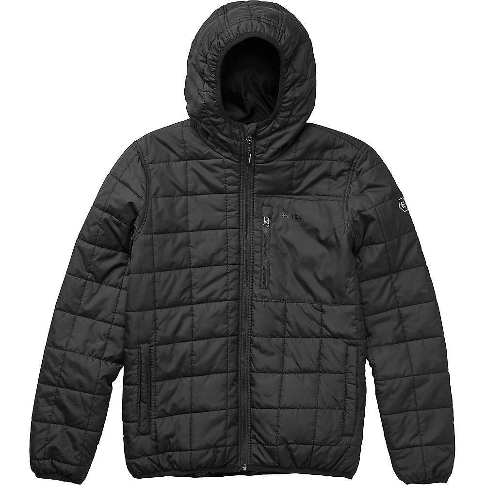 エトニーズ Etnies メンズ ジャケット アウター【rone jacket】Black