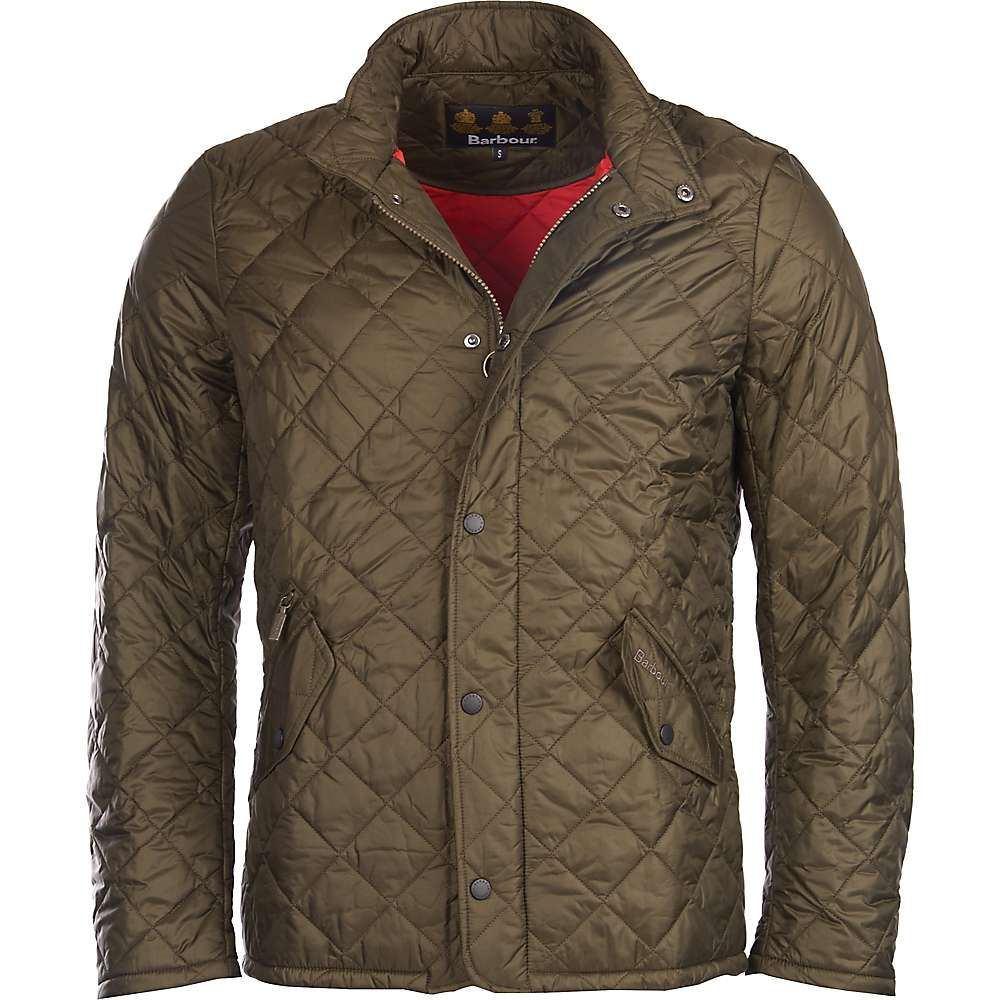 バブアー Barbour メンズ ジャケット アウター【flyweight chelsea quilted jacket】Olive