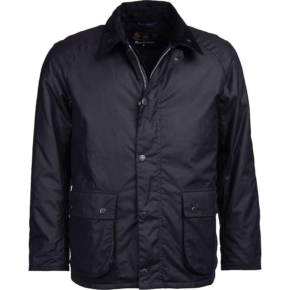 バブアー Barbour メンズ ジャケット アウター【strathyre wax jacket】Navy