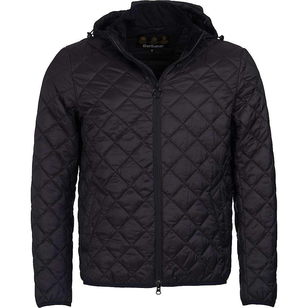 バブアー Barbour メンズ ジャケット アウター【tropo quilted jacket】Black