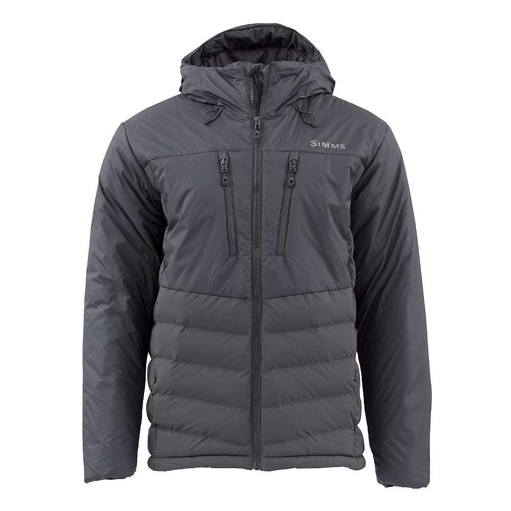 シムズ Simms メンズ ジャケット アウター west fork jacket Raven 無条件返品・交換 販促ツールに♪お見舞 古稀祝 七夕祭り