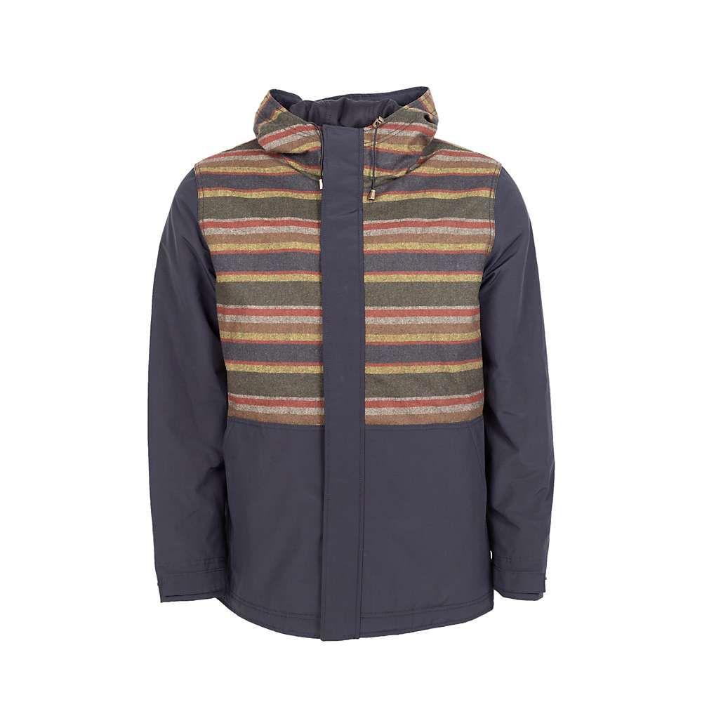 ペンドルトン Pendleton メンズ ジャケット アウター【bridger hoodie jacket】Olive Stripe
