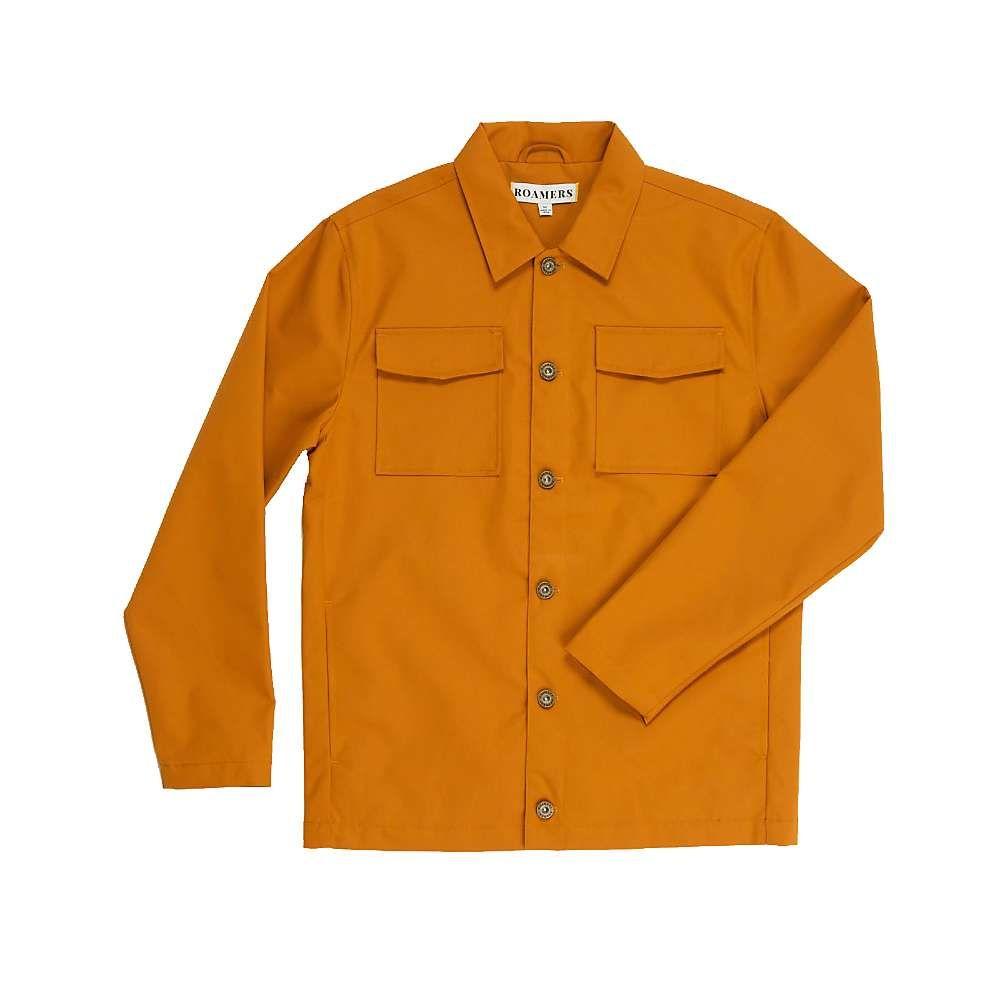ロアマーズ Roamers メンズ ジャケット アウター【morze jacket】Dijon