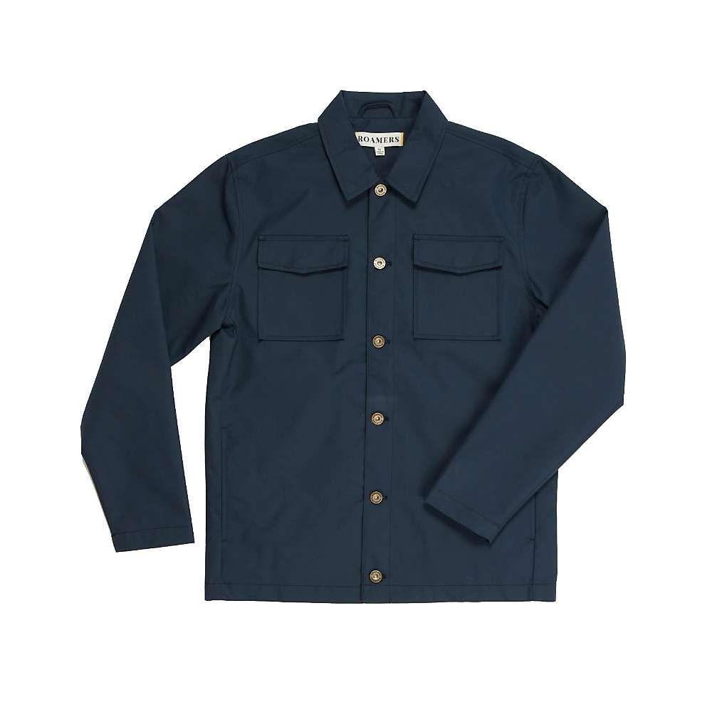ロアマーズ Roamers メンズ ジャケット アウター【morze jacket】Cool Navy