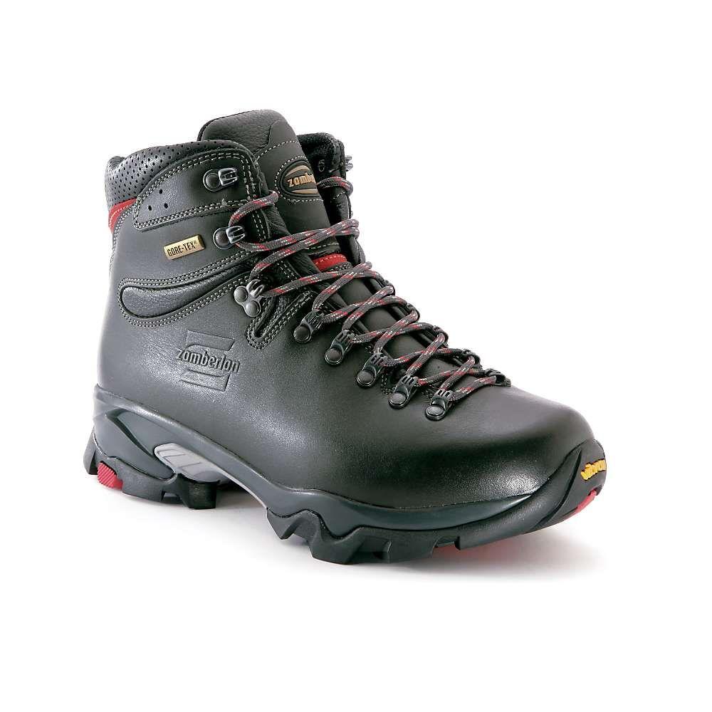 ザンバラン Zamberlan メンズ ハイキング・登山 ブーツ シューズ・靴【996 vioz gtx boot】Dark Grey