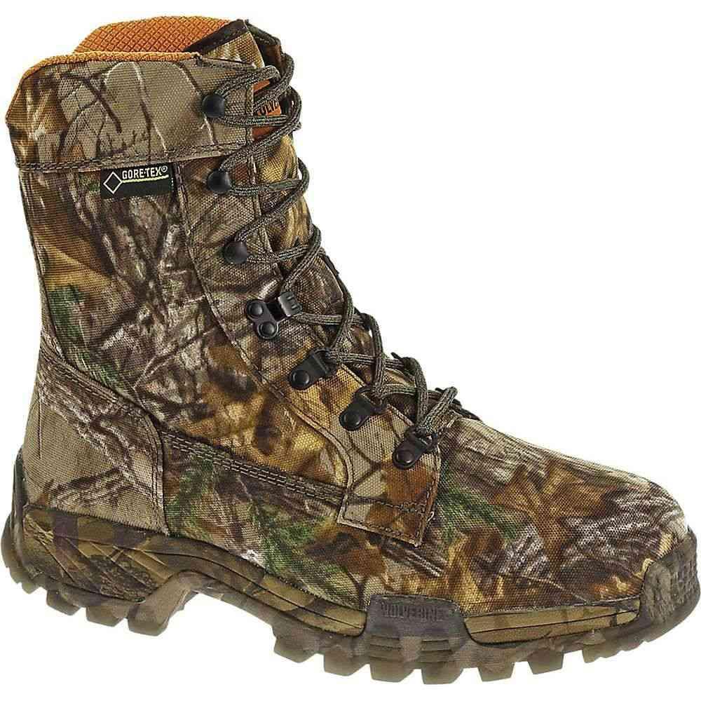ウルヴァリン Wolverine メンズ ハイキング・登山 ブーツ シューズ・靴【king caribou iii waterproof insulated boot】Realtree Xtra