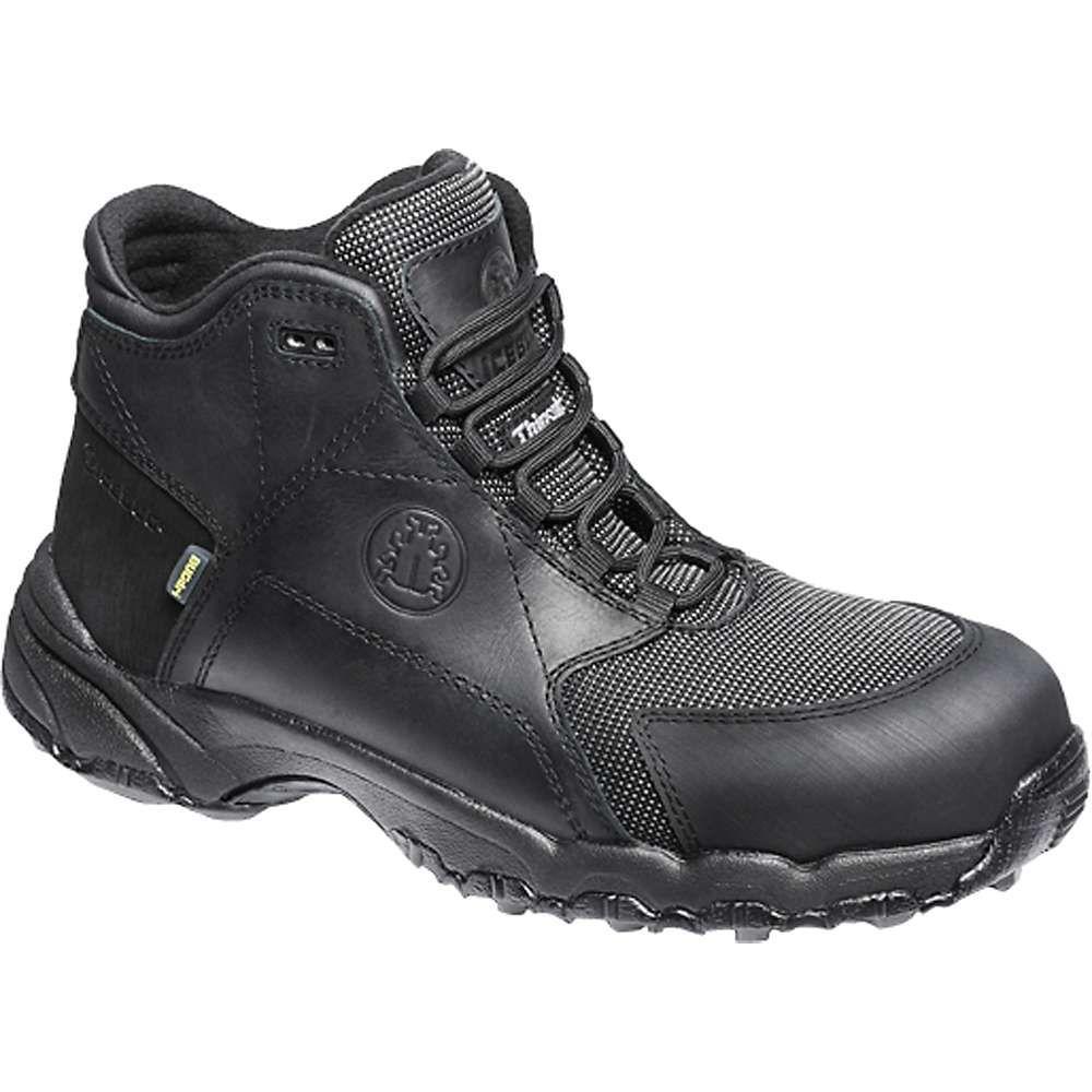 アイスバグ Ice Bug メンズ ハイキング・登山 ブーツ シューズ・靴【icebug vidar pro bugrip boot】Black