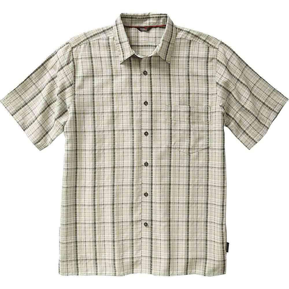 ロイヤルロビンズ Royal Robbins メンズ 半袖シャツ トップス【pilat plaid ss shirt】Shamrock