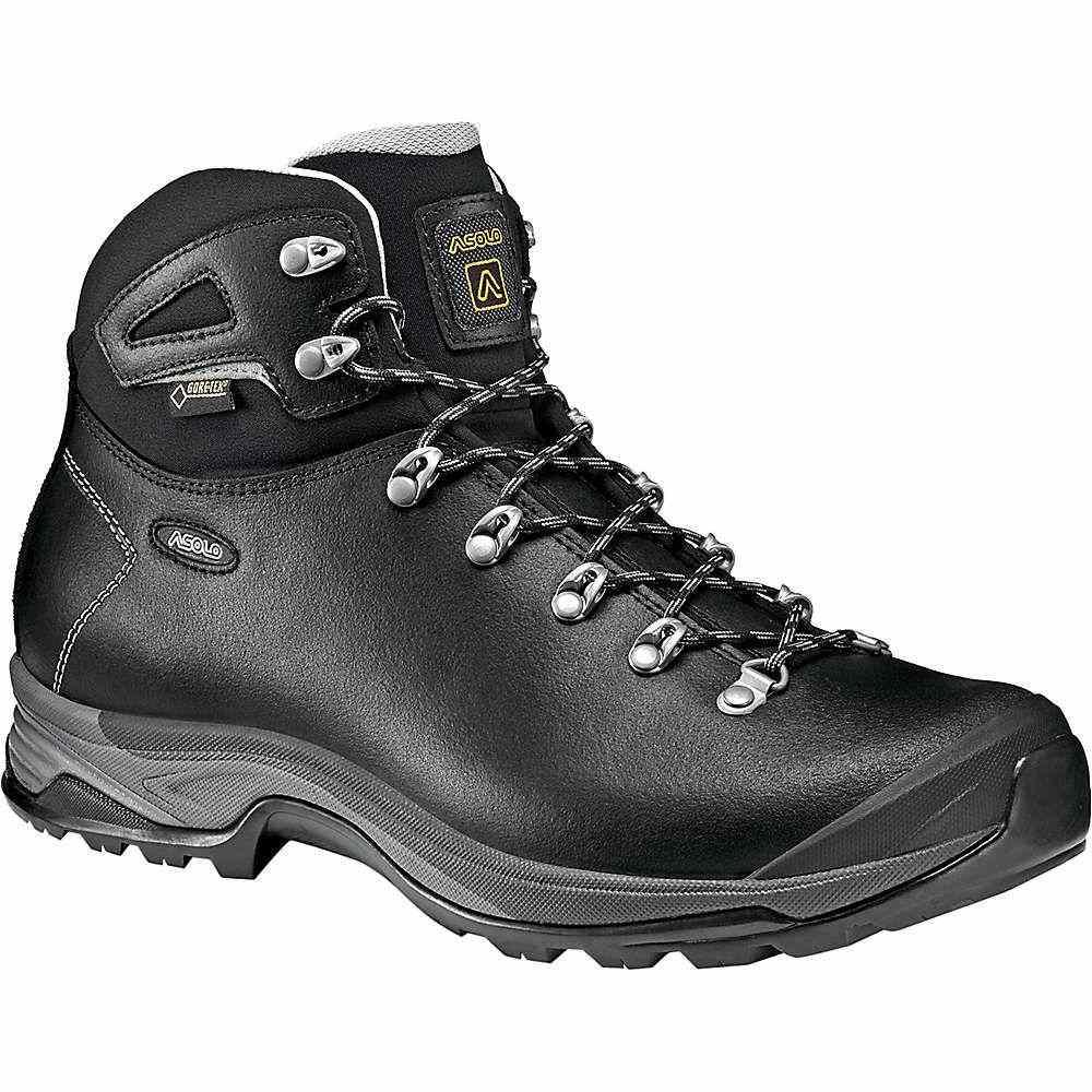 アゾロ Asolo メンズ ハイキング・登山 ブーツ シューズ・靴【thyrus gv boot】Black/Black