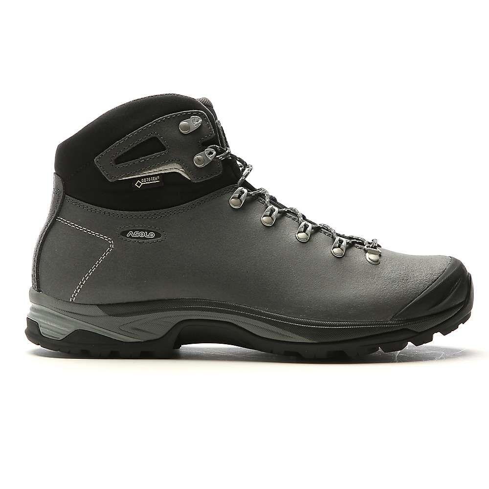 アゾロ Asolo メンズ ハイキング・登山 ブーツ シューズ・靴【thyrus gv boot】Dark Graphite/Black