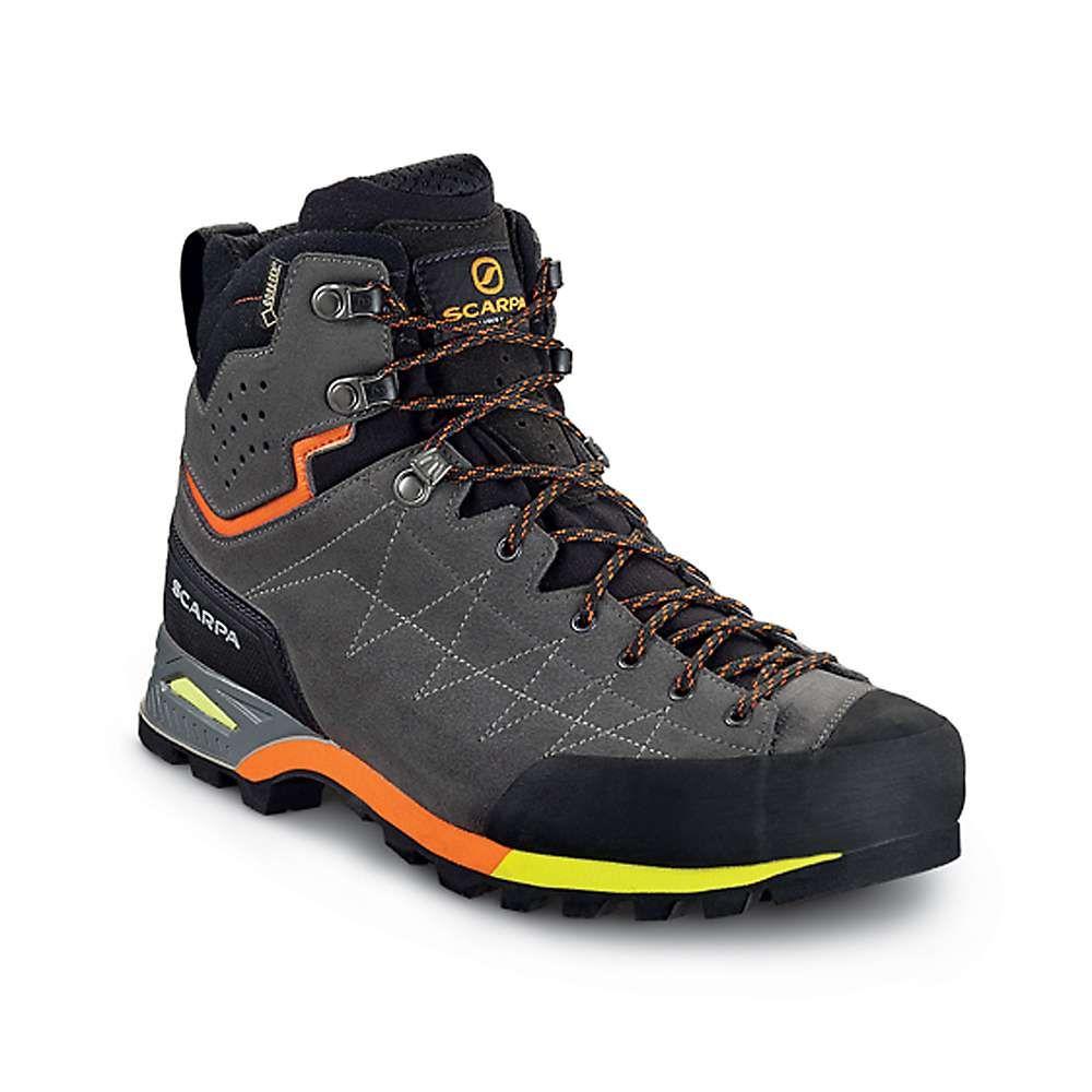 スカルパ Scarpa メンズ ハイキング・登山 ブーツ シューズ・靴【zodiac plus gtx boot】Shark/Orange