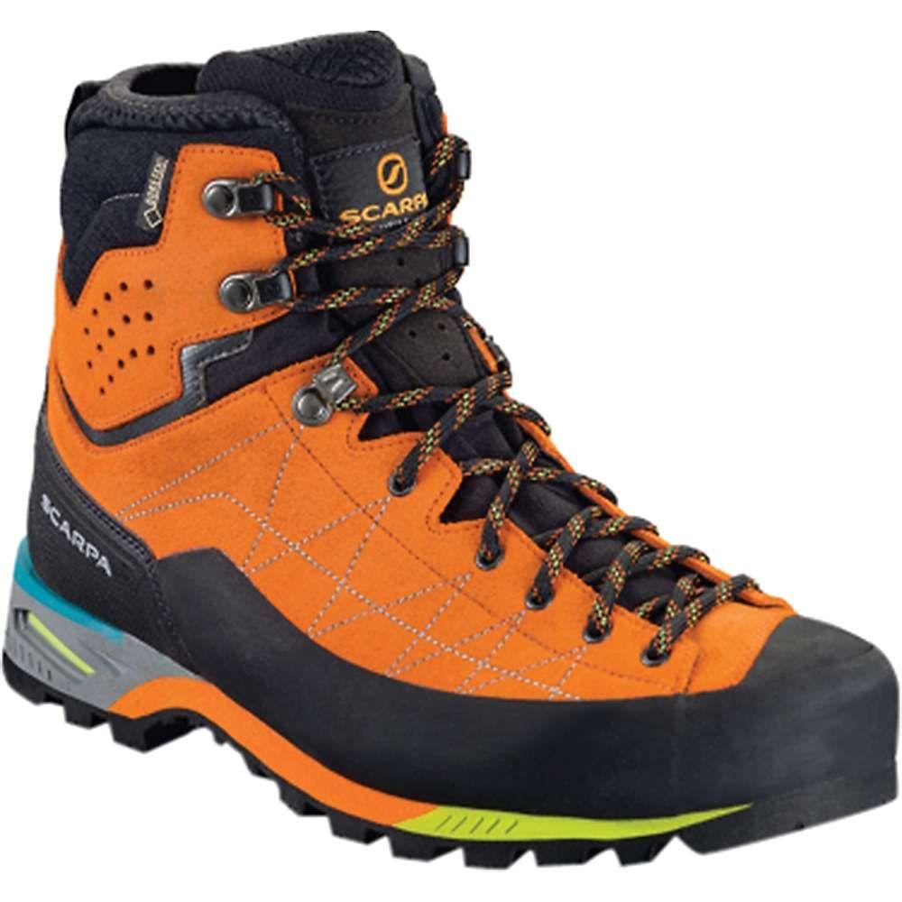 スカルパ Scarpa メンズ ハイキング・登山 ブーツ シューズ・靴【zodiac tech gtx boot】Tonic