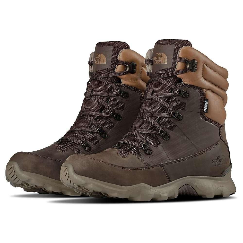 ザ ノースフェイス The North Face メンズ ハイキング・登山 ブーツ シューズ・靴【thermoball lifty boot】Chocolate Brown/Cargo Khaki
