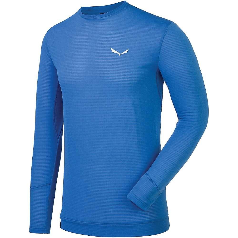 サレワ Salewa メンズ フィットネス・トレーニング Tシャツ トップス【pedroc ptc ls tee】Royal Blue