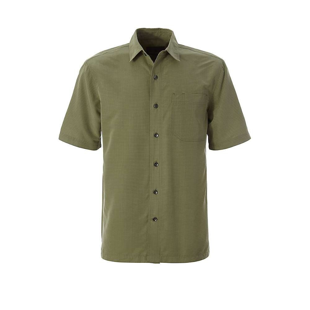 ロイヤルロビンズ Royal Robbins メンズ 半袖シャツ トップス【desert pucker dry ss shirt】Light Olive