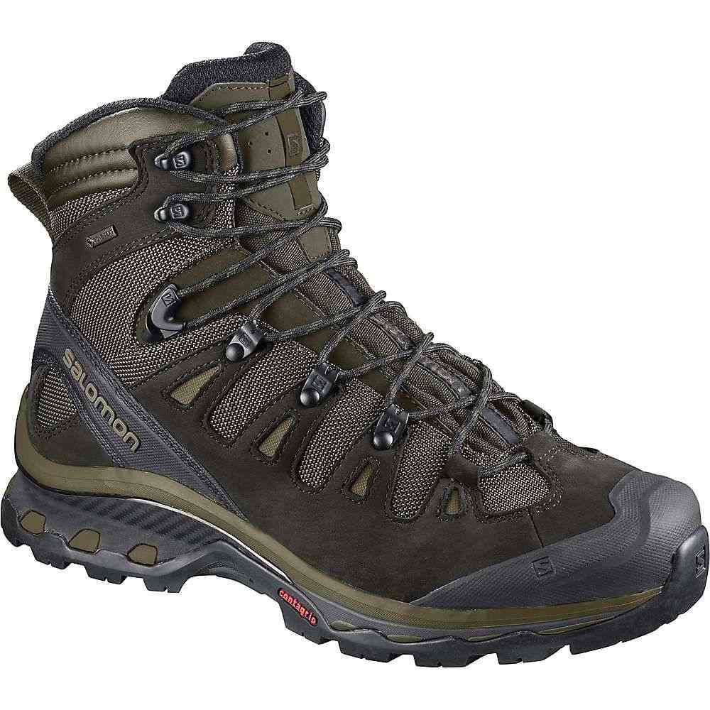 サロモン Salomon メンズ ハイキング・登山 ブーツ シューズ・靴【quest 4d 3 gtx boot】Grape Leaf/Peat/Burnt Olive