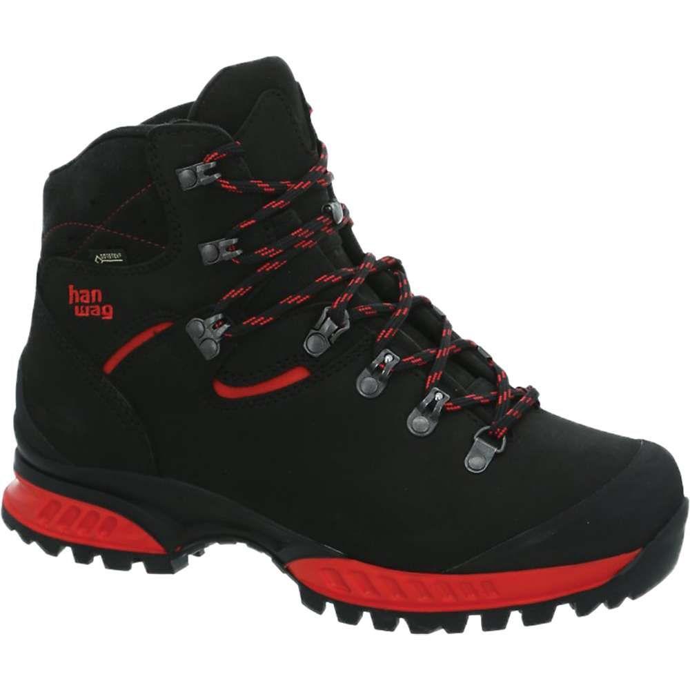 ハンワグ Hanwag メンズ ハイキング・登山 ブーツ シューズ・靴【tatra ii gtx boot】Black/Red