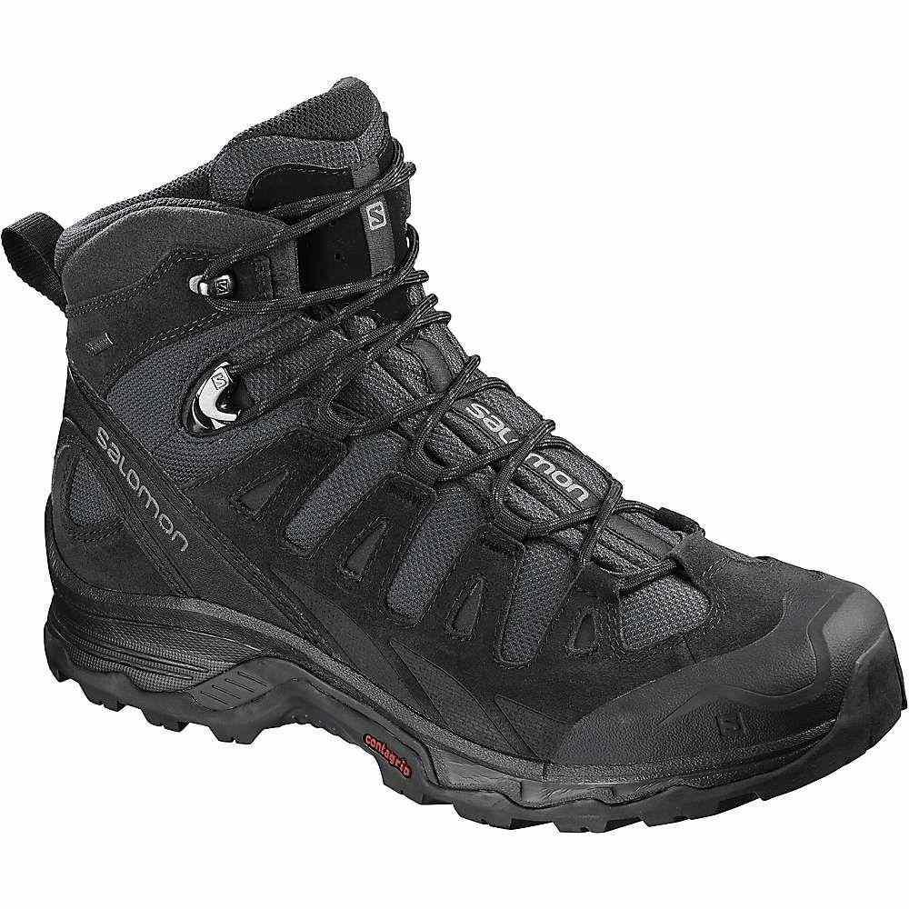 サロモン Salomon メンズ ハイキング・登山 ブーツ シューズ・靴【quest prime gtx boot】Phantom/黒/Quiet Shade