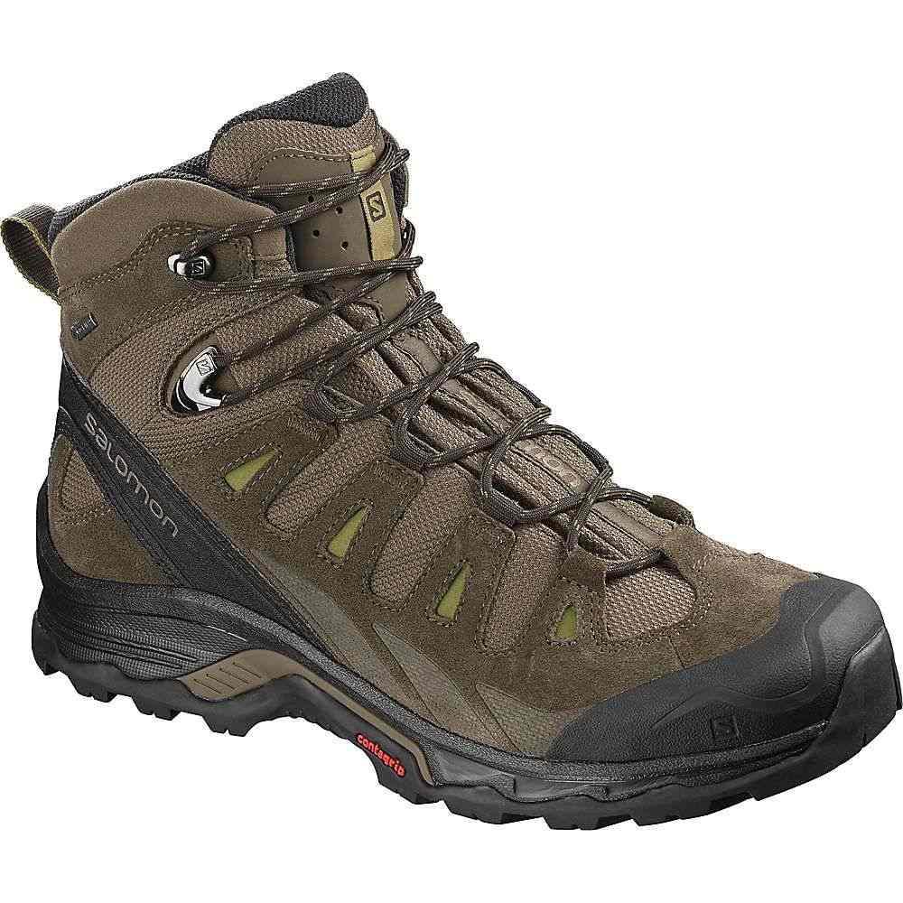 サロモン Salomon メンズ ハイキング・登山 ブーツ シューズ・靴【quest prime gtx boot】Canteen/Wren/Martini Olive