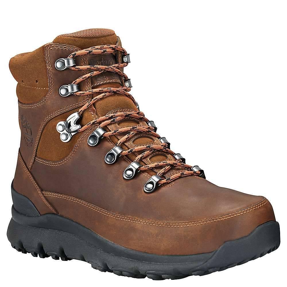 ティンバーランド Timberland メンズ ハイキング・登山 ブーツ シューズ・靴【world hiker mid waterproof boot】Dark Brown