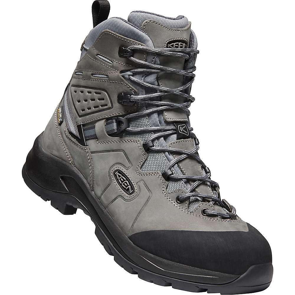 キーン Keen メンズ ハイキング・登山 ブーツ シューズ・靴【karraig mid waterproof boot】Bungee Cord/Green Gables