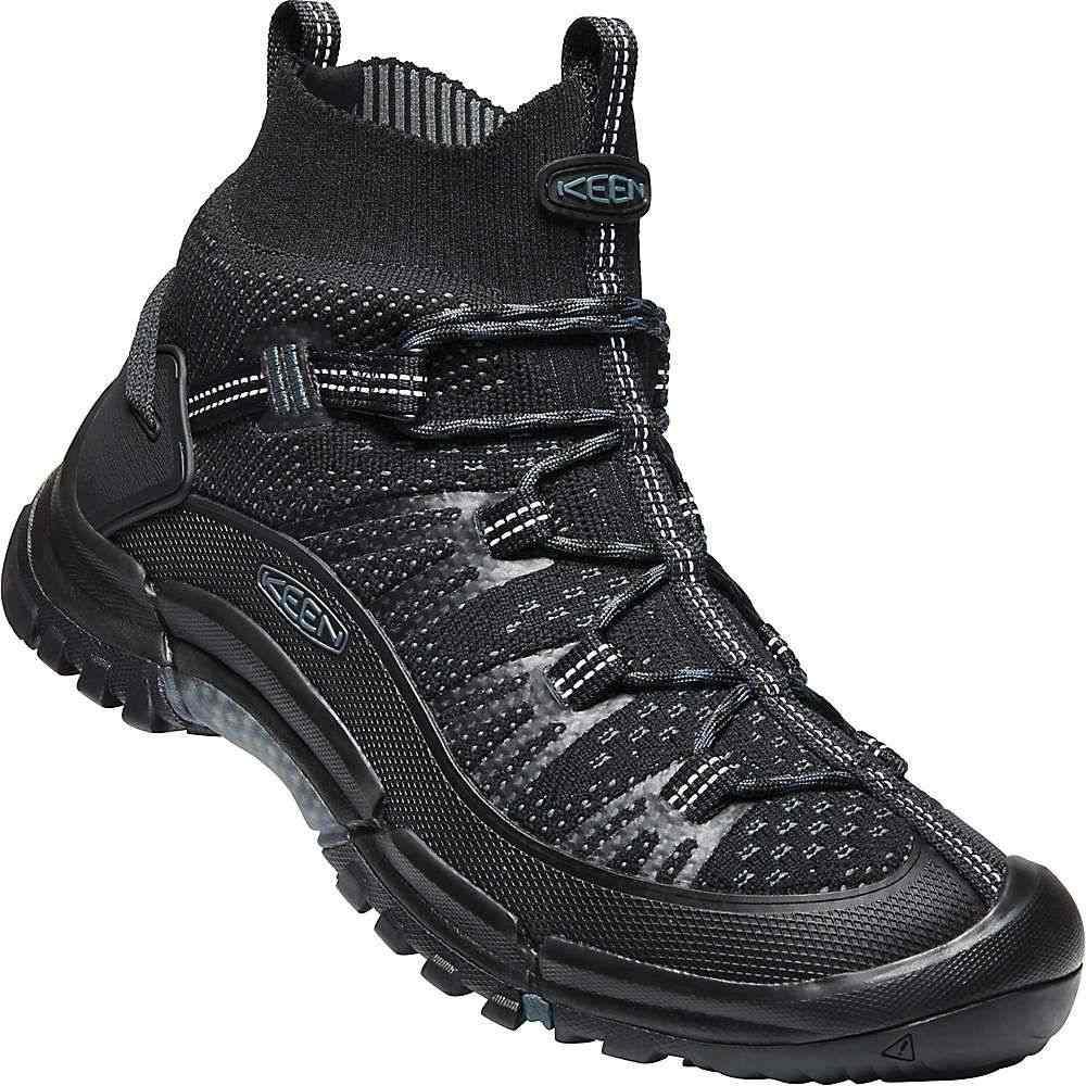 キーン Keen メンズ ハイキング・登山 ブーツ シューズ・靴【targhee evo mid boot】Black/Slate