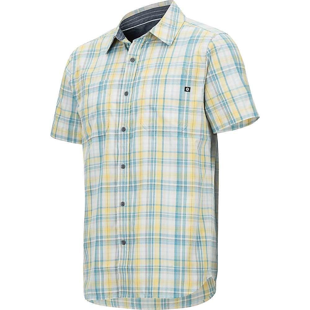 マーモット Marmot メンズ ハイキング・登山 半袖シャツ トップス【highpark ss shirt】Moonstruck