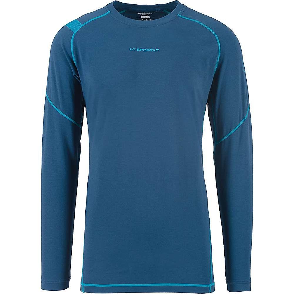 ラスポルティバ La Sportiva メンズ フィットネス・トレーニング トップス【future long sleeve shirt】Opal