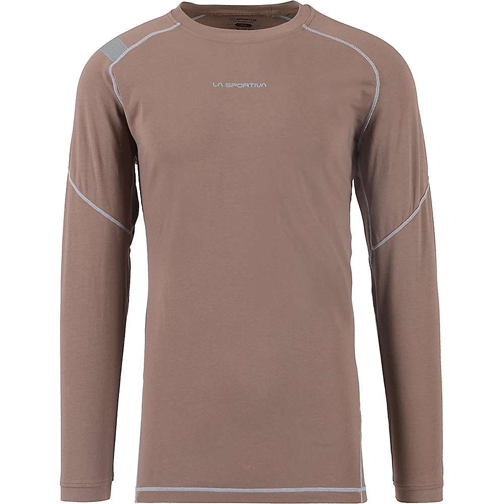 ラスポルティバ La Sportiva メンズ フィットネス・トレーニング トップス【future long sleeve shirt】Falconbrown