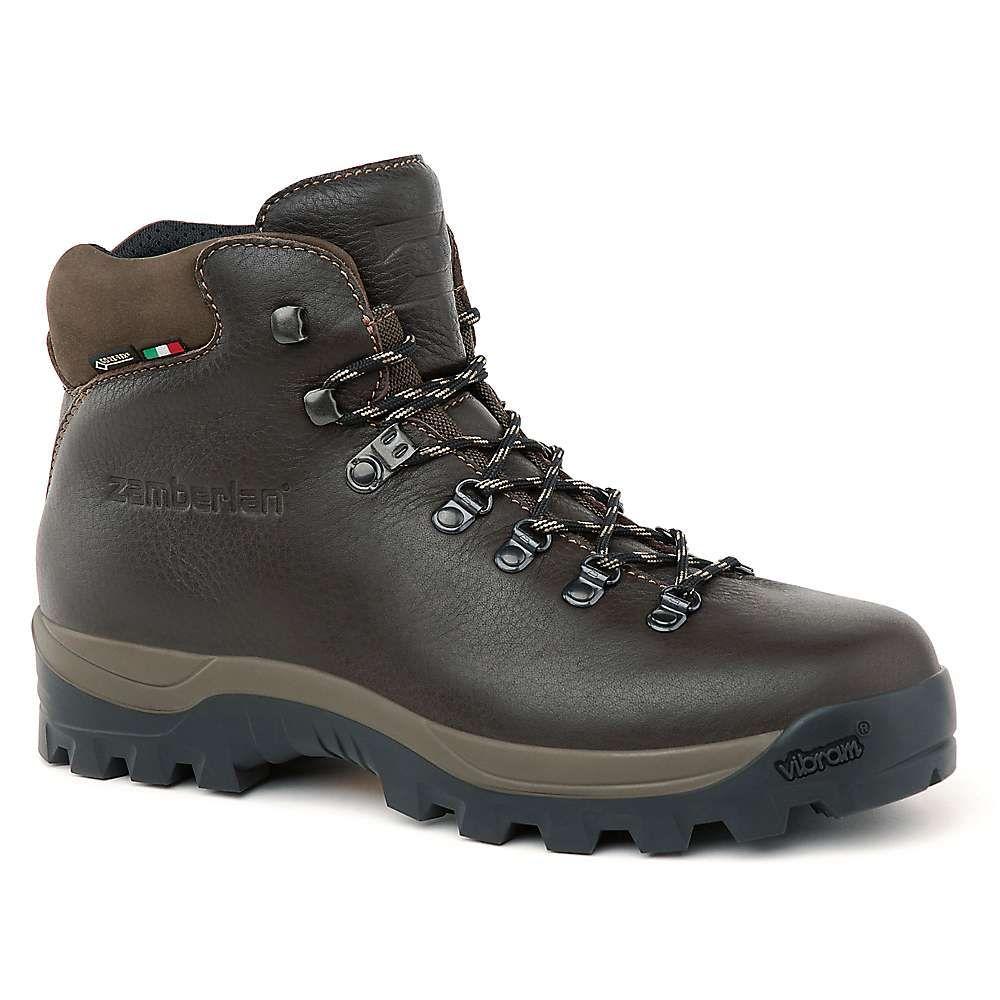 ザンバラン Zamberlan メンズ ハイキング・登山 ブーツ シューズ・靴【5030 sequoia gtx boot】褐色