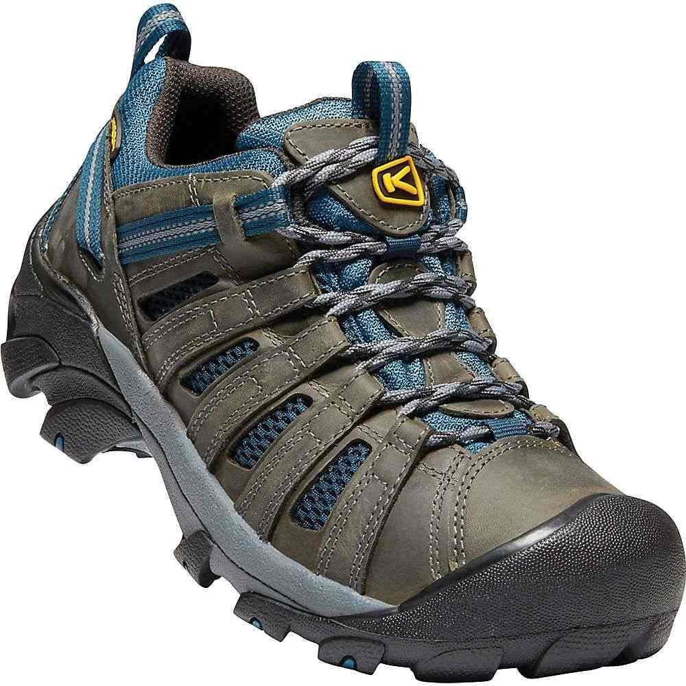 キーン Keen メンズ ハイキング・登山 シューズ・靴【voyageur shoe】Alcatraz/Legion Blue