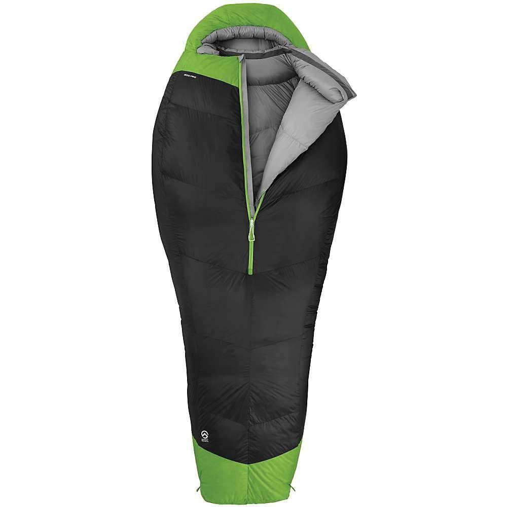 ザ ノースフェイス The North Face メンズ ハイキング・登山 寝袋【inferno 0f / -18c sleeping bag】Asphalt Grey/Glo Green