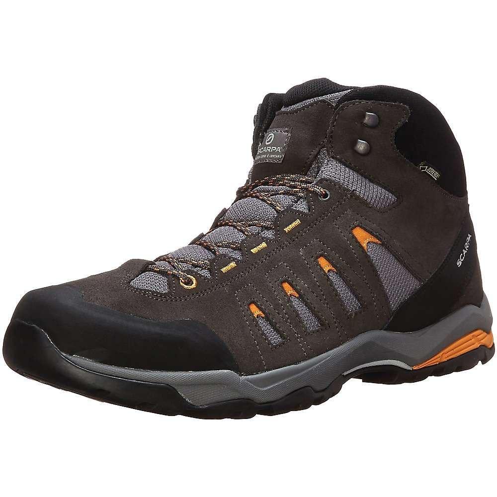 スカルパ Scarpa メンズ ハイキング・登山 ブーツ シューズ・靴【moraine mid gtx boot】Smoke/Amber