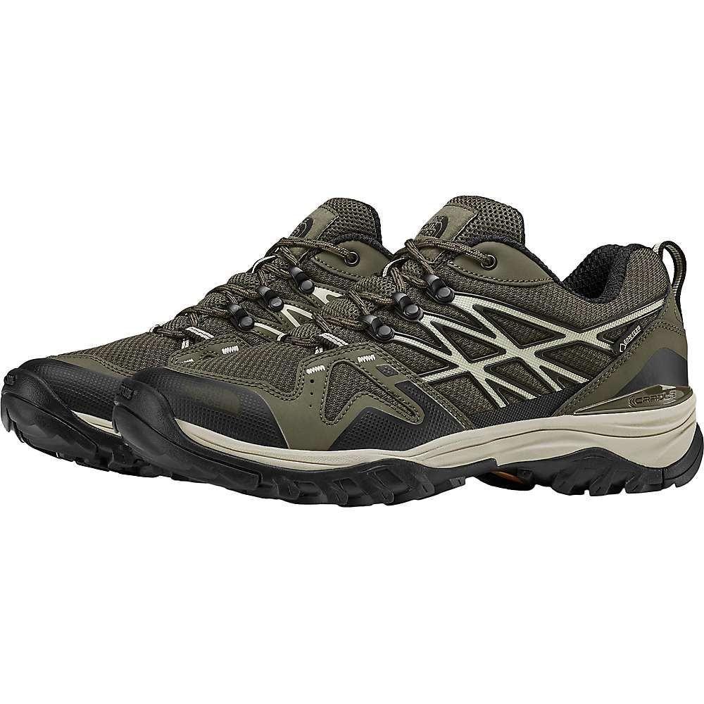 ザ ノースフェイス The North Face メンズ ハイキング・登山 シューズ・靴【hedgehog fastpack gtx wide shoe】New Taupe Green/TNF Black