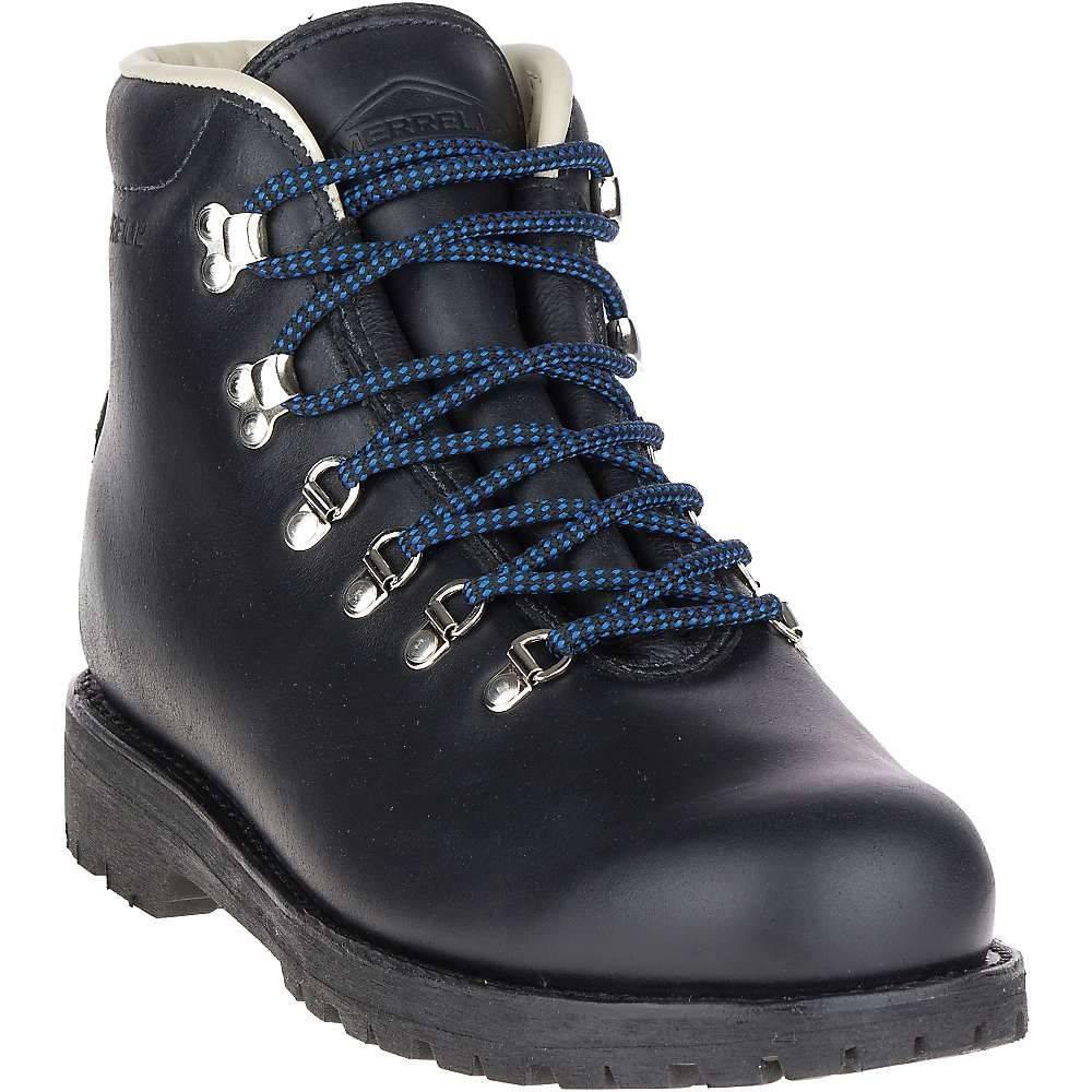 メレル Merrell メンズ ハイキング・登山 ブーツ シューズ・靴【wilderness usa boot】Black