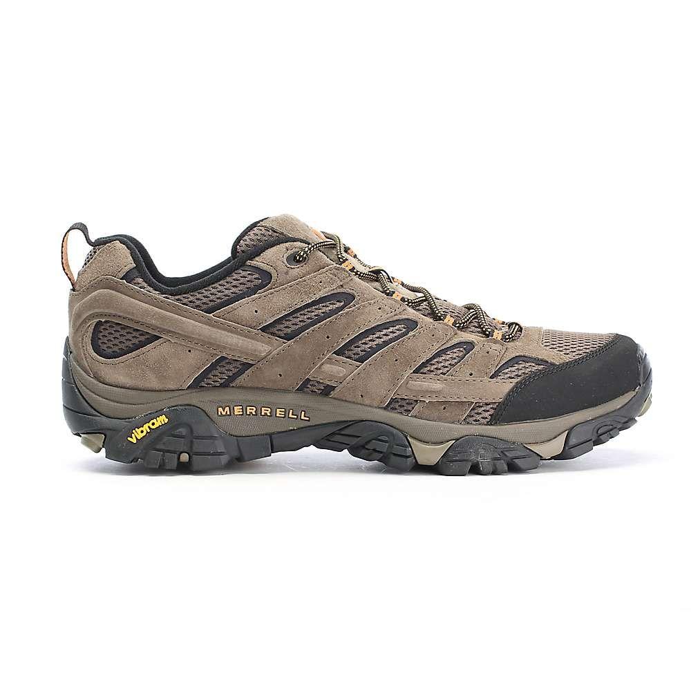 メレル Merrell メンズ ハイキング・登山 シューズ・靴【moab 2 vent shoe】Walnut