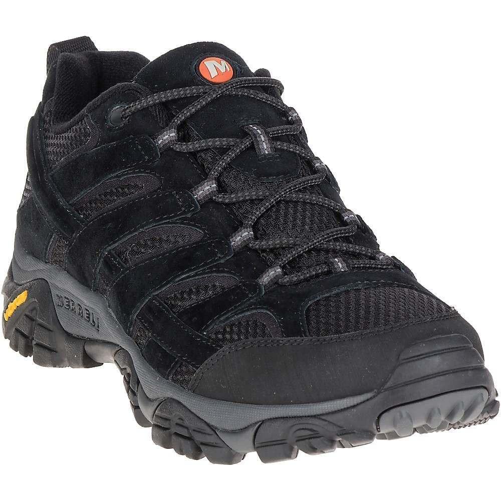 メレル Merrell メンズ ハイキング・登山 シューズ・靴【moab 2 vent shoe】Black Night