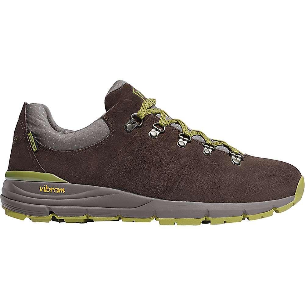 ダナー Danner メンズ ハイキング・登山 シューズ・靴【mountain 600 low 3in shoe】Dark Brown/Lichen